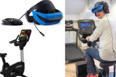 VR×フィットネスの相性は抜群。ジムトレーニングがさらに楽しくなりそう