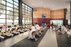 ティップネスが「渋谷区スポーツセンター」をリニューアル!トレーニング室の拡張やスタジオ新設など