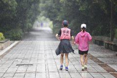 立場は違えど目標は一つ。たくさんの人に祝福されてスタートラインに立ちたい。マラソン道下美里×ガイドランナー河口恵(後編)│連載「わたしと相棒〜パラアスリートのTOKYO2020〜」#4