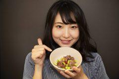 枝豆と砂肝でしっかり鉄分補給!│栄養士グラドル椎名香奈江の早うまヘルシーレシピ #5