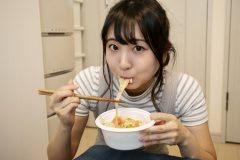 糖質ゼロ麺にちょい足しアレンジ!│栄養士グラドル椎名香奈江の早うまヘルシーレシピ #6