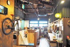 おしゃれカフェも併設!広島市のランニング&バイクステーション「TRIPLE cafe」と周辺コース
