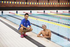 """コーチが感じた""""相棒""""の成長。「僕らは水泳で自分を表現している」。競泳・小山恭輔×コーチ・八尋大(後編)│連載「わたしと相棒~パラアスリートのTOKYO2020~」#5"""