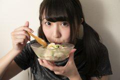残暑にぴったり!サバ缶アレンジの冷汁│栄養士グラドル椎名香奈江の早うまヘルシーレシピ #7
