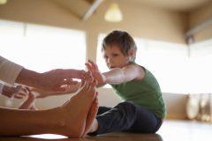 運動後の子どもには、ボディケアが大切。親子で行う「パーソナルストレッチ」のすすめ