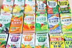 【市販の野菜ジュース飲み比べ18種類】野菜の代わりになる?ダイエットや運動前後におすすめの商品は?栄養士に聞いてみた