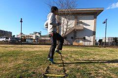 動画解説:走力を高める「ラダートレーニング」の効果とやり方。自宅でできるランニング練習