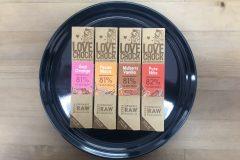 砂糖不使用・高カカオ・低GI値。「lovechock(ラブチョック)オーガニックローチョコレート」|編集部のヘルシー食レポ