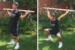 1回5分、自宅で運動。「パイプ棒」を使った肩ストレッチ&筋トレ