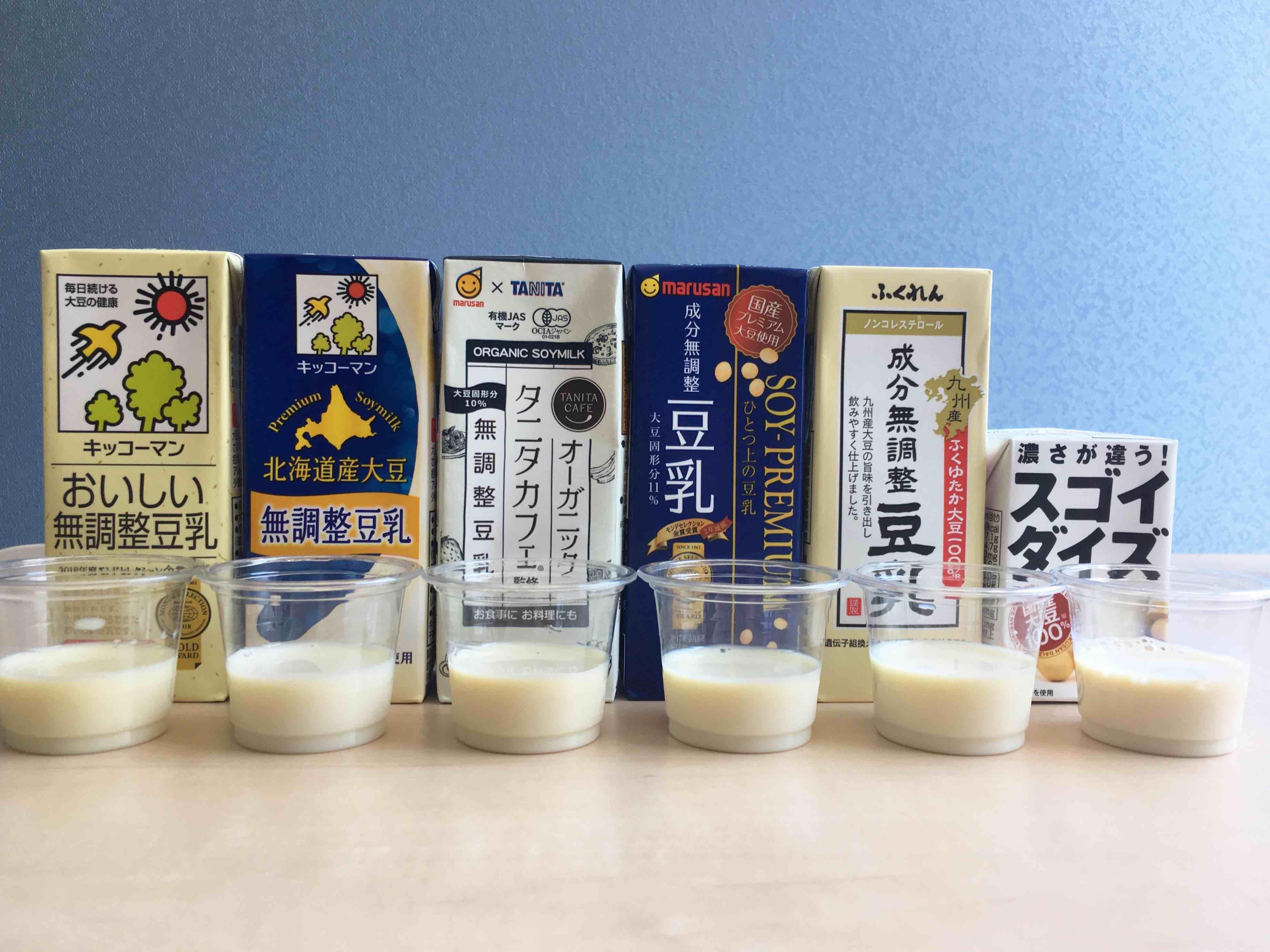 キッコーマン 調整 豆乳