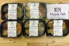 """筋トレ&ダイエットの食事管理に。""""たんぱく質マシマシ""""の弁当「Muscle Deli(マッスルデリ)」実食レポ"""