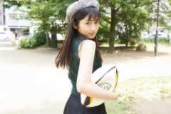 """マジカル・パンチライン浅野杏奈「""""熱血担当""""の由来はラグビーなんです」(後編)│アイドルと、スポーツと、青春と。#22"""
