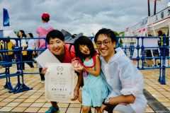 「ママ、がんばったね!」。寺田明日香、6年ぶりの陸上日本選手権で家族と掴んだ表彰台【密着レポート】