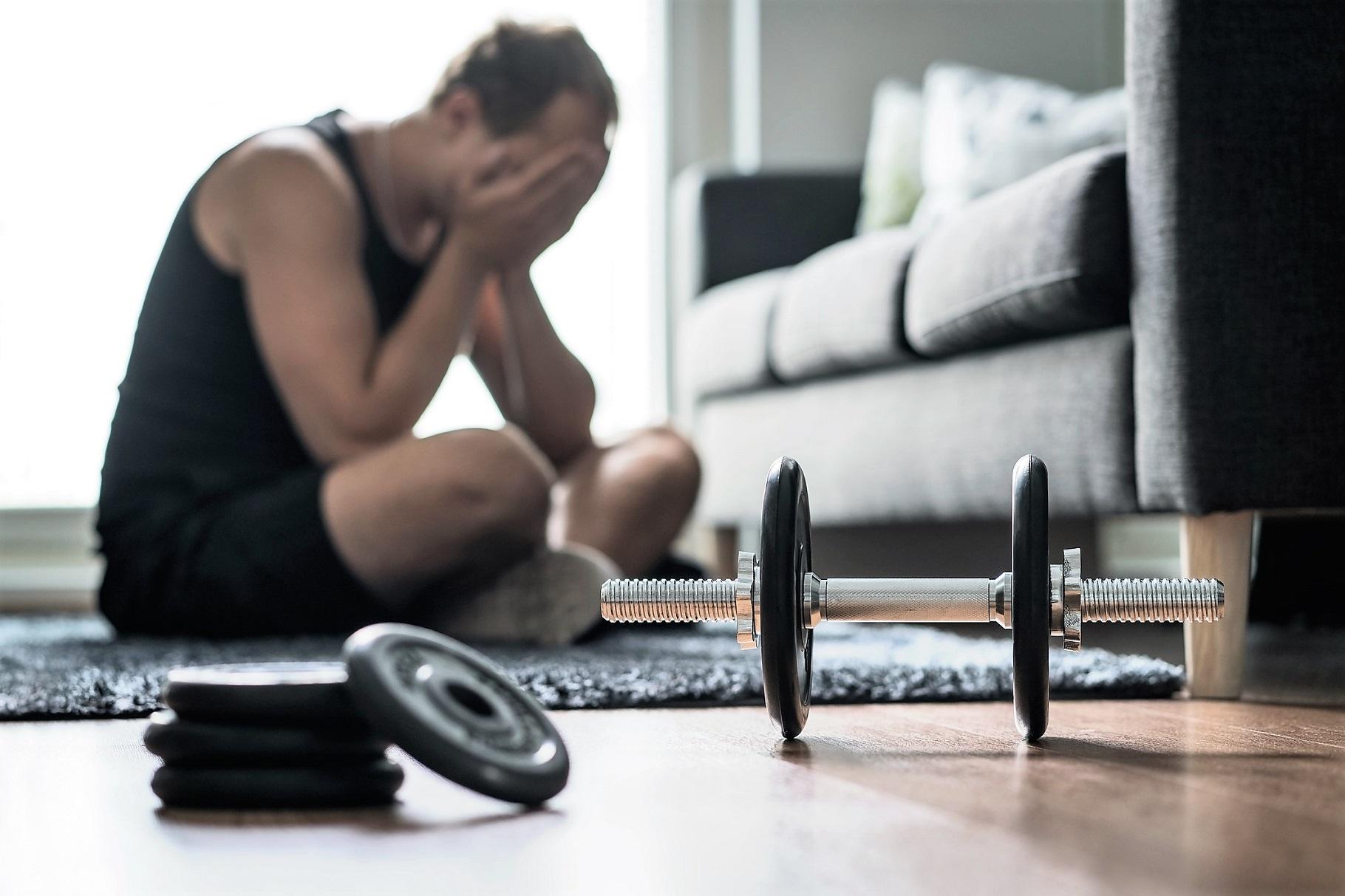 こんな症状が出たら筋トレのやり過ぎ。「オーバートレーニング症候群」を見分ける10のサイン | 健康×スポーツ『MELOS』