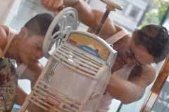 マッチョが筋肉を駆使してカキ氷を作ってくれる「マチョ氷inマルイ」開催へ
