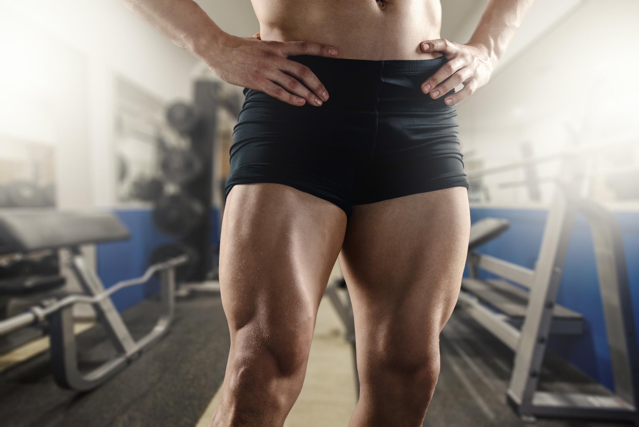 お尻や太もも、ふくらはぎの筋肉に効く筋トレ