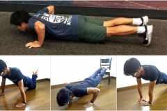 上半身を鍛える自重筋トレ「腕立て伏せ」の効果・やり方・負荷を高めるテクニック