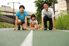 ママアスリート直伝、親子で試してほしい運動会で速く走るコツとは?│寺田明日香の「ママ、ときどきアスリート~for 2020~」#29