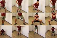下半身を鍛える3つの自重スクワット。効果的なやり方をトレーナーが解説