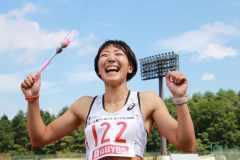ママ、おめでとう!日本新記録&世陸出場をたぐり寄せた寺田明日香、進化の原動力に「家族とチームあすかの存在」【密着レポート】
