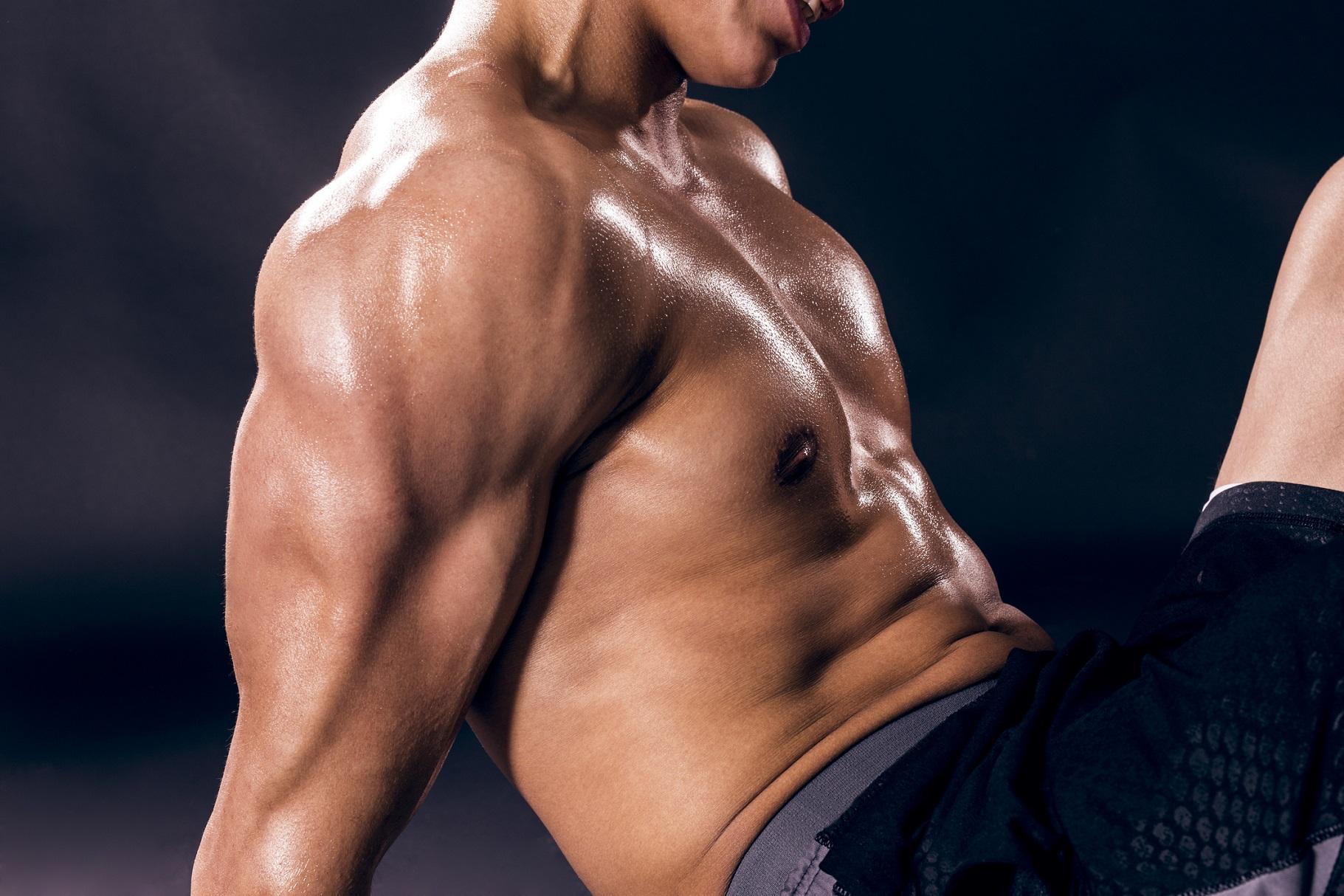お腹 の 脂肪 を 落とす 筋 トレ 男性