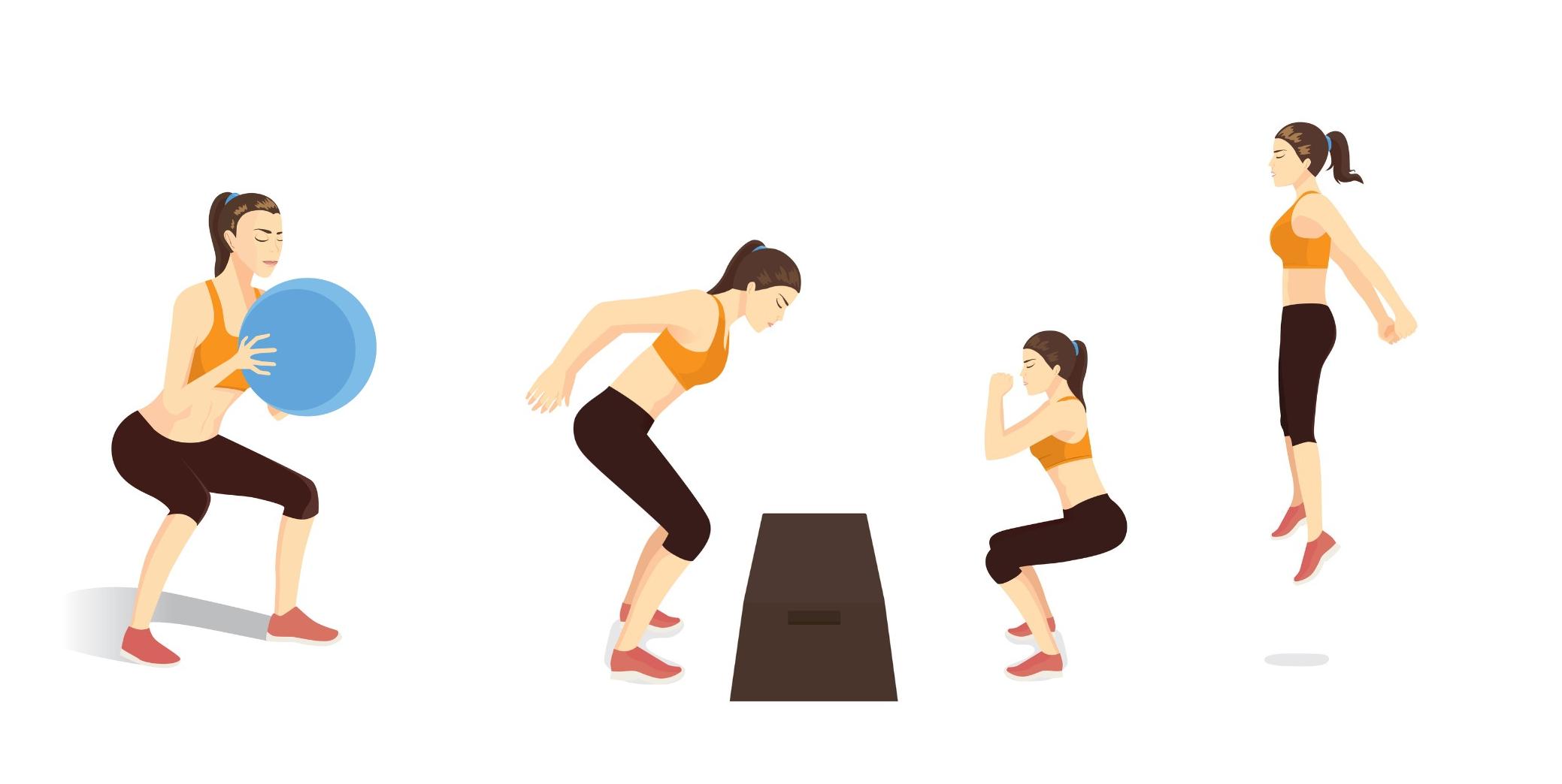 瞬発 力 を 高める トレーニング