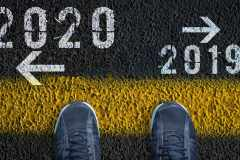 なんとか続いたランニングの習慣化。2020年こそは鍛え直します│連載「甘糟りり子のカサノバ日記」#41