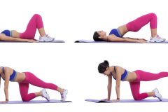 お尻の筋肉を鍛えるメリットとは?ヒップアップに効果的な筋トレ&ストレッチ
