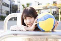 26時のマスカレイド江嶋綾恵梨「バレーボールがきっかけで、心身ともに変わることができた」(前編)│アイドルと、スポーツと、青春と。#28