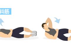 脇腹の筋肉「腹斜筋」の鍛え方。おすすめ筋トレメニューと効果を高めるポイント