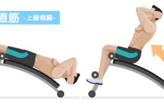 筋トレ上級者向け「腹直筋」トレーニング。腹筋をさらに鍛えたい人におすすめの高負荷・高強度メニュー7選