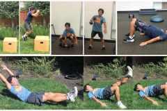 家でできる室内トレーニングメニュー。暑くて走れない日のランニング練習におすすめ