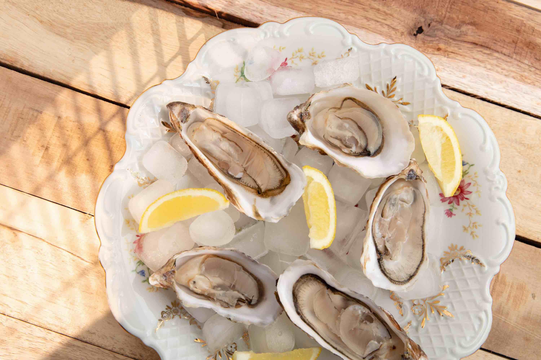 亜鉛 牡蠣