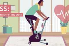 低負荷の有酸素運動トレーニング「LISS」とは。HIITと同じダイエット効果も