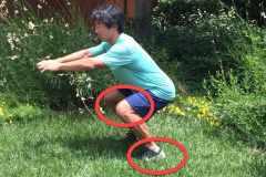 スクワットができない原因とは|深くしゃがめない、姿勢が崩れる、倒れる、膝が痛い