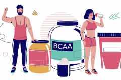 必須アミノ酸「BCAA」とは。筋肉の分解を防ぎ、ダイエットにも効果的ってホント?