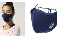 アシックスのランナー向けスポーツマスク、9月中旬発売へ。マスクと口の間に適度な空間を作り呼吸のしやすさを追求