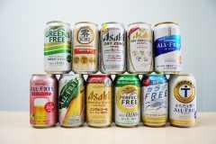 ノンアルコールビール飲み比べ!ダイエット中でもOK?筋トレ民におすすめの飲み方は?[管理栄養士監修]