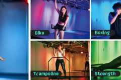 暗闇ボクササイズ手掛ける「b-monster」、オンラインフィットネスサービス「buddies」開始。筋トレ、ヨガ、ダンスなど多彩なメニュー