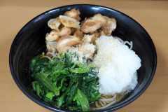 富士そば、筋トレ民向けメニューを開発!「筋肉もりもりそば」を食べてきた。11/6から都内2店舗限定で販売へ