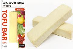 サラダチキンに次ぐコンビニプロテイン食材「たんぱく質10gの豆腐バー」新登場