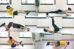 お腹痩せに効く「腹筋トレーニング」を徹底解説。鍛えられる部位・筋トレメニュー・効果を上げるコツ