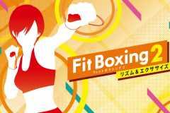 ニンテンドースイッチ「Fit Boxing 2」発売。新キャラ声優に鬼頭明里、釘宮理恵、石田彰が追加