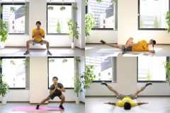 内ももの筋肉「内転筋」を鍛える筋トレメニュー│器具なし!自宅トレーニング