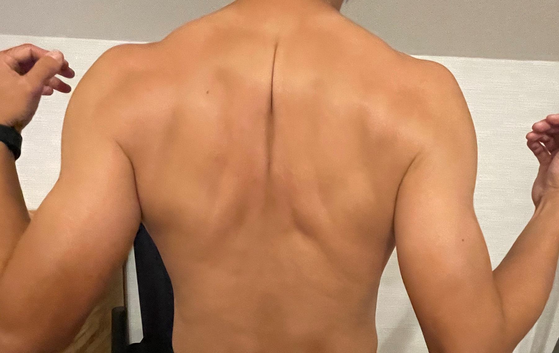 域 ストレッチ 肩 甲骨 可動