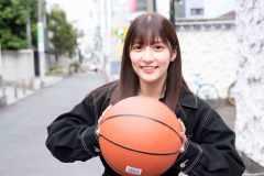 ラストアイドル奥村優希「バスケをやっていない自分は想像できなかった」(前編)│アイドルと、スポーツと、青春と。#33