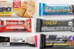コンビニやスーパーで買える「低糖質プロテインバー」おすすめ7選