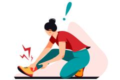 肉離れしにくい選手は疲労骨折しやすい。女性アスリートの遺伝的なケガのリスクが明らかに