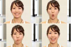顔痩せダイエットにおすすめ!すぐできる小顔トレーニング「あいうえお体操」「舌回し」
