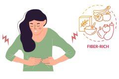 食物繊維をたくさん摂れば便秘は解消される?|マッスルデリ管理栄養士が解説